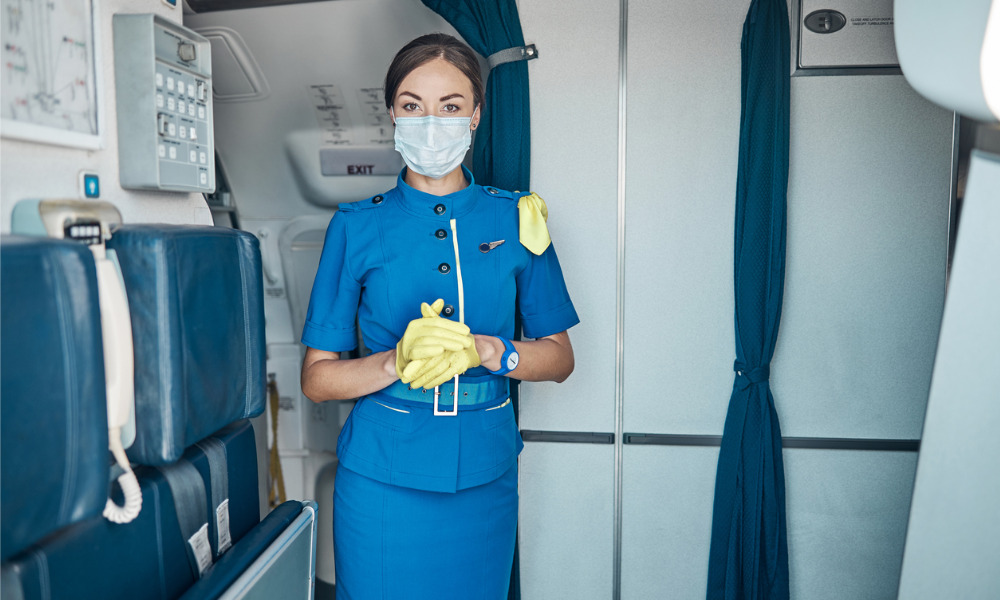 COVID-19: Should vaccine be mandatory for airline workers?
