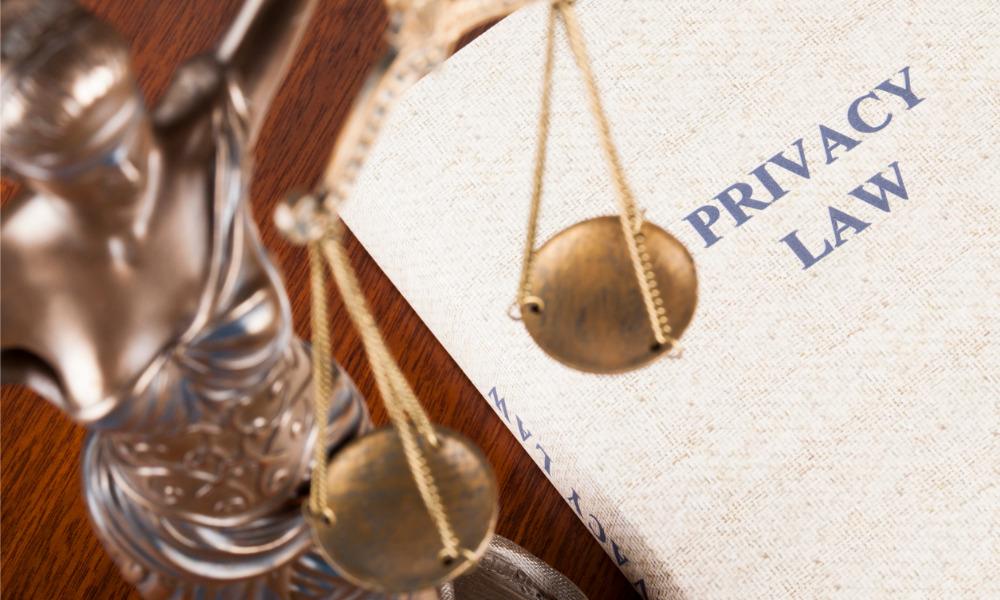 New federal privacy legislation is moving through the legislative process