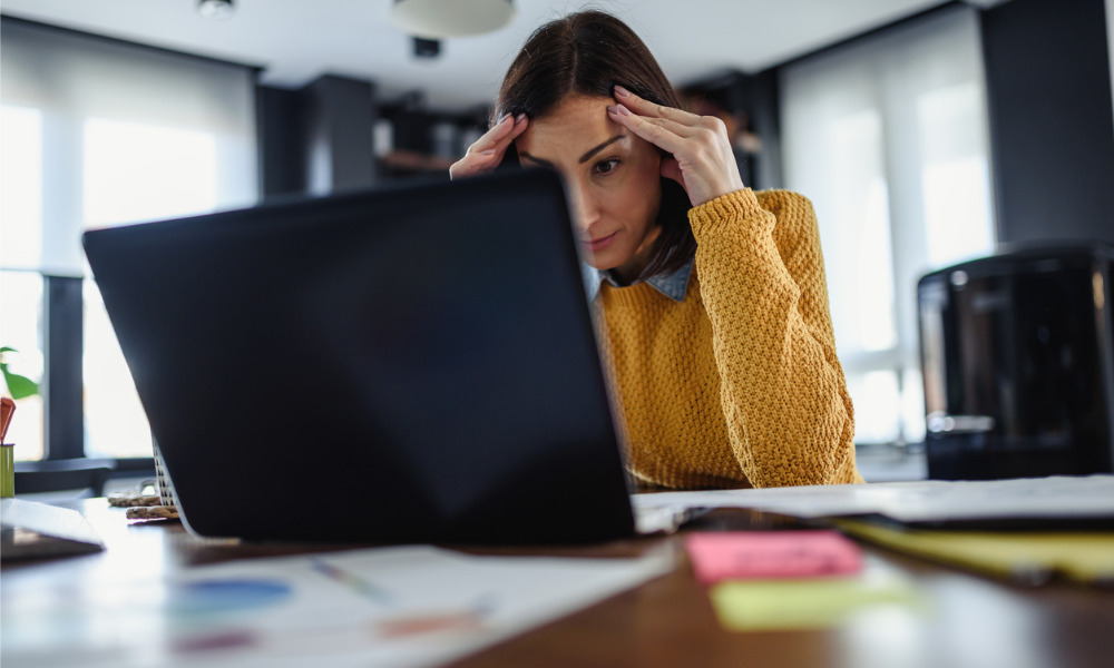 Blurred lines: The dangers of work-life imbalance