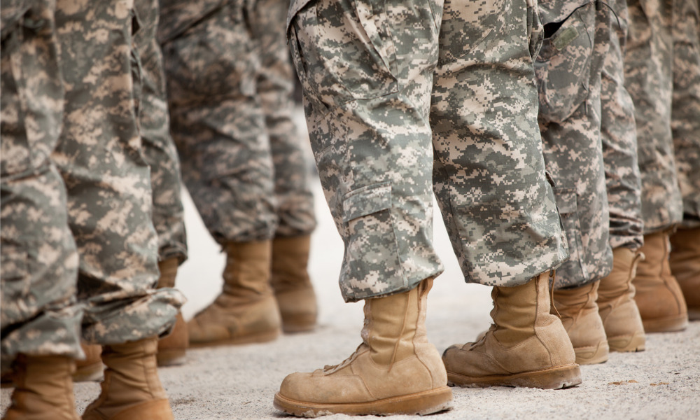 Military's failure on sexual misconduct feels like 'existential threat': HR officer