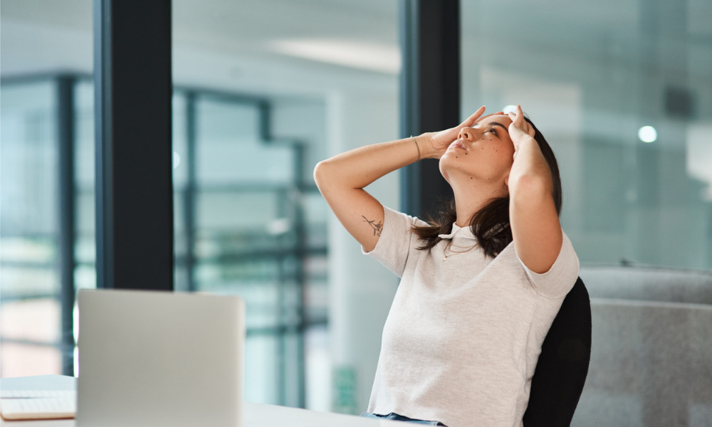 Can leaders help ease employees' mental health struggles?
