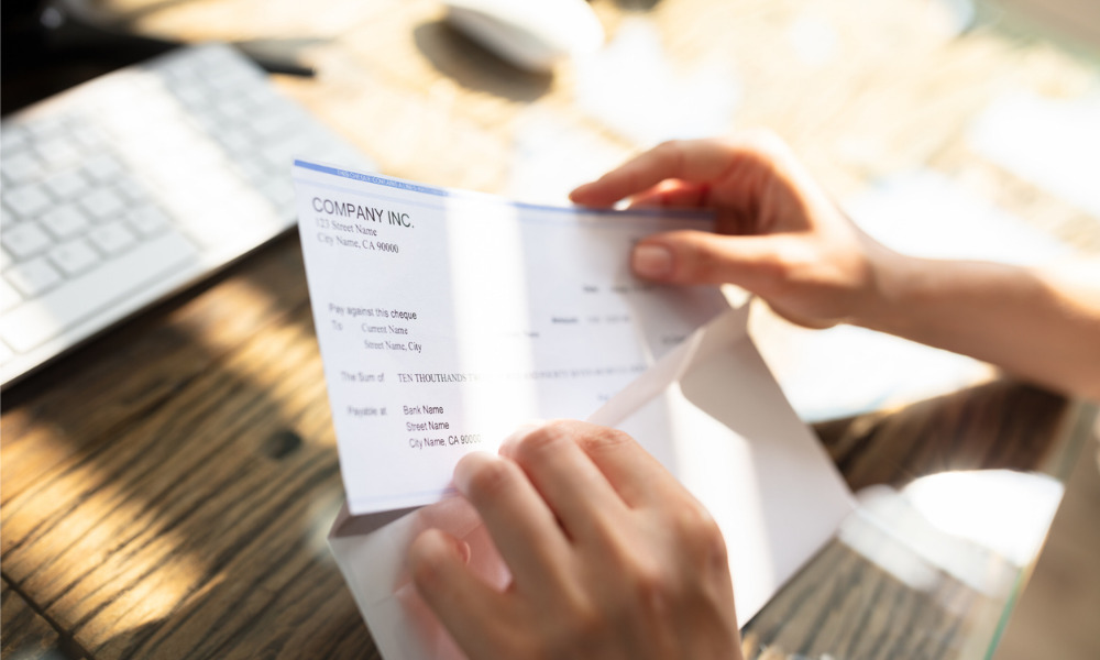 Liability for severance pay depends on company pay roll size