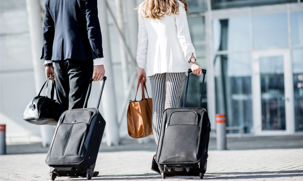 Does COVID signal the end of business travel?