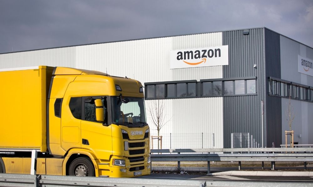 Court orders Amazon to pay workers for security checks