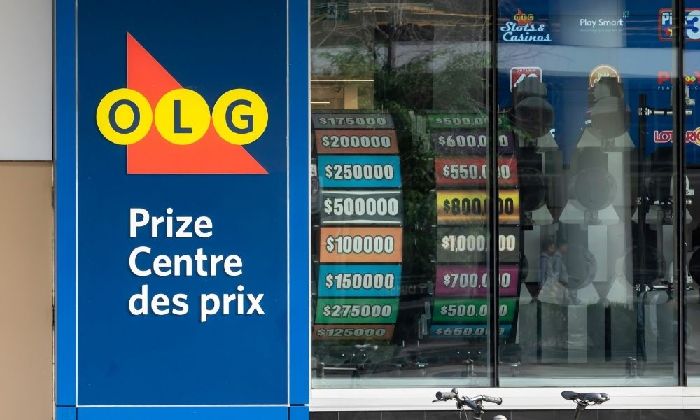 Ontario colleagues split $1M lottery win