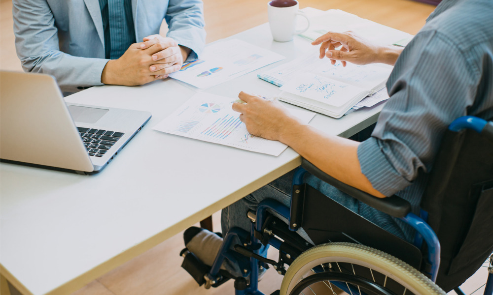 Alberta urged to review employment practices on PWDs