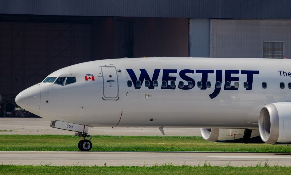 WestJet Airlines requires COVID-19 vaccination for staff