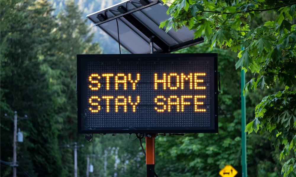 Alberta mandates WFH under new COVID-19 restrictions