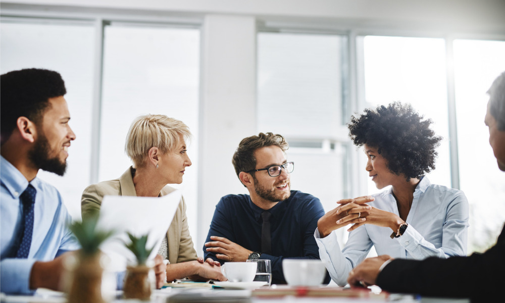 Innovation at work: Big ideas on workplace communication