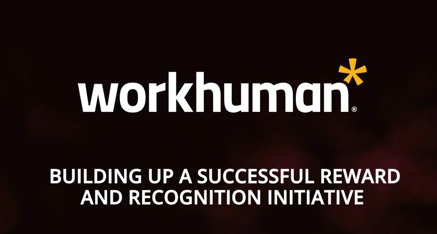 Building up a successful reward and recognition initiative