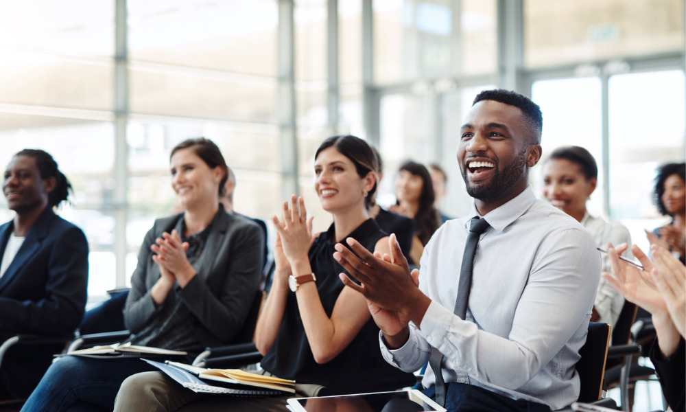 Employee recognition: essential in good times and bad
