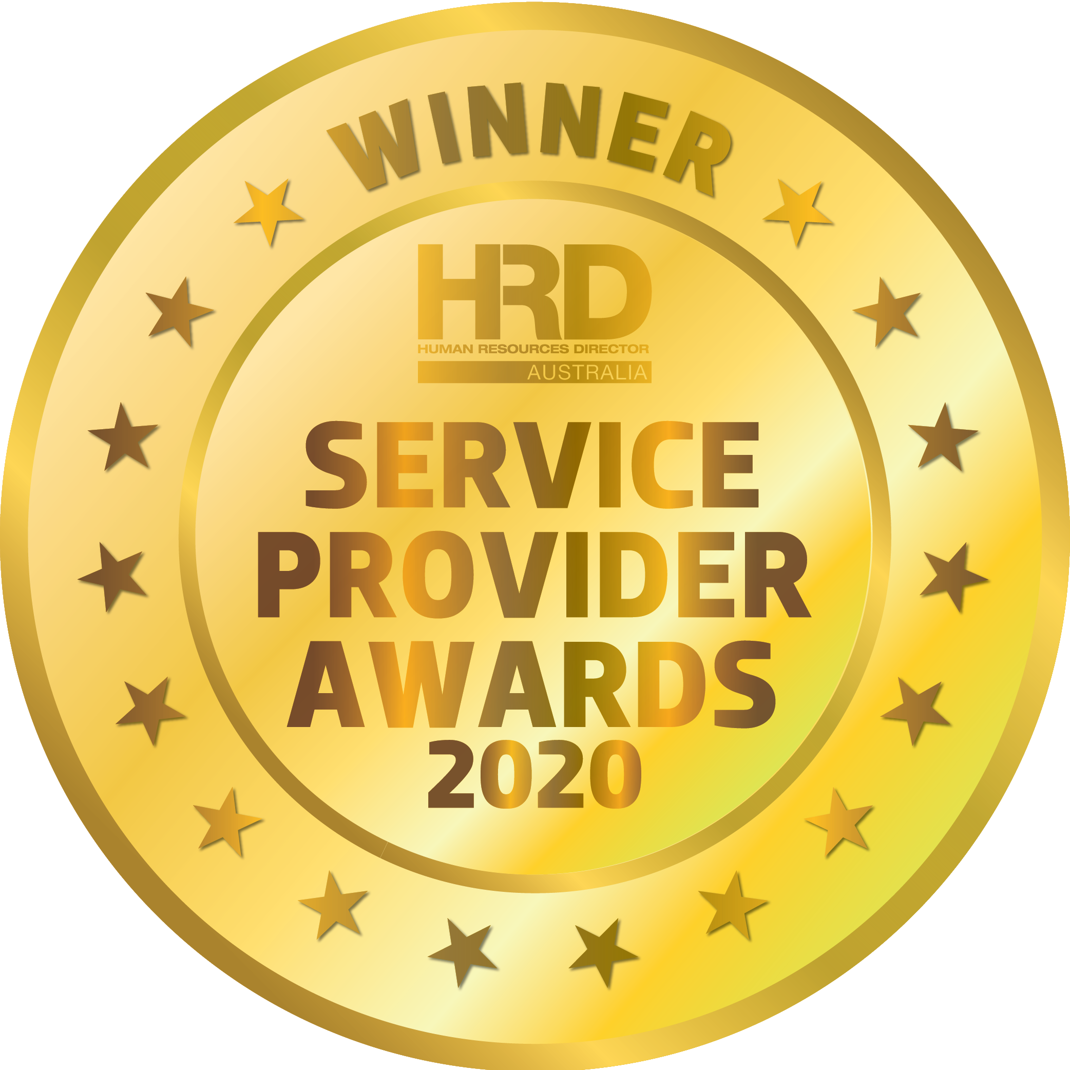 HR Service Provider Awards 2020
