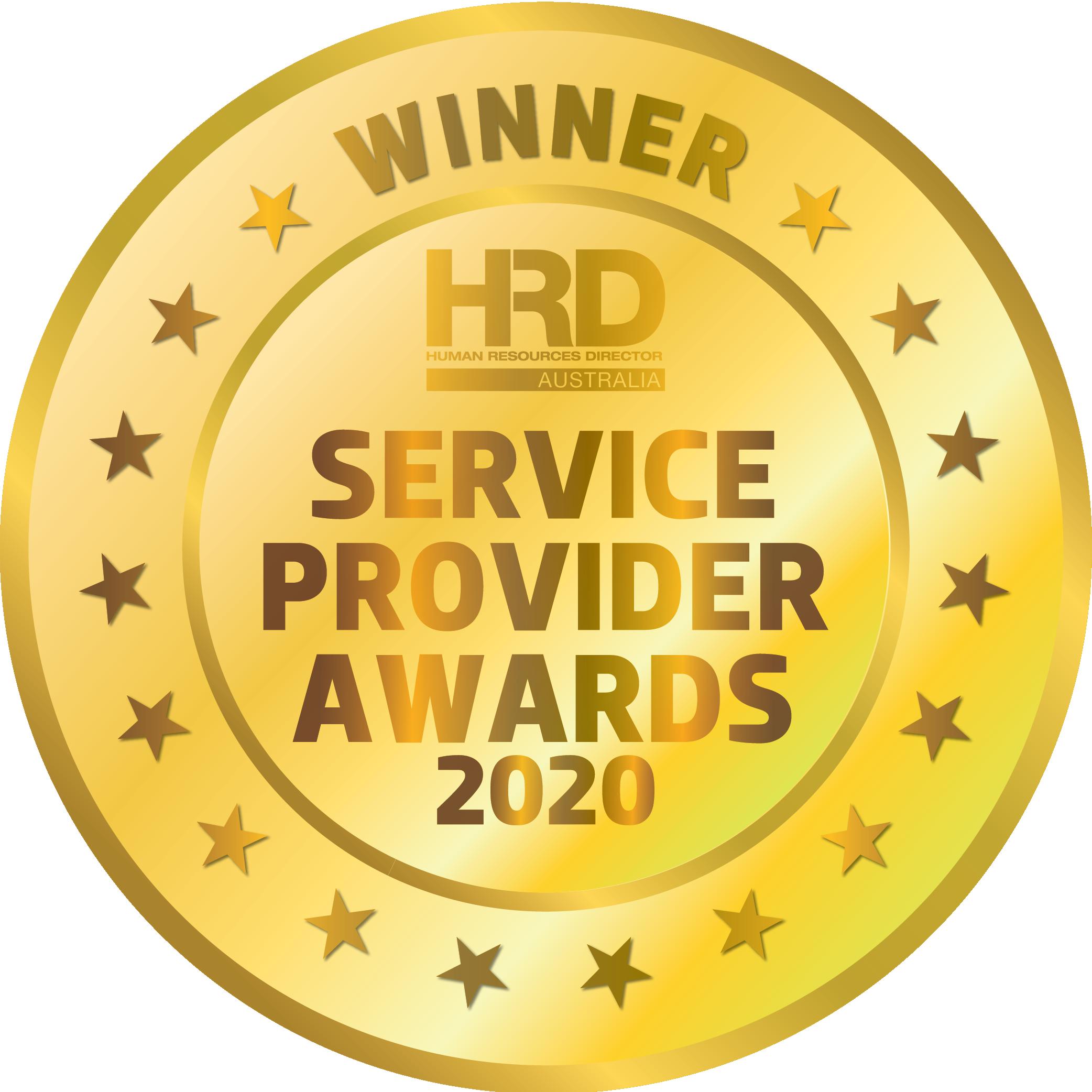 HR Service Provider Awards 2020