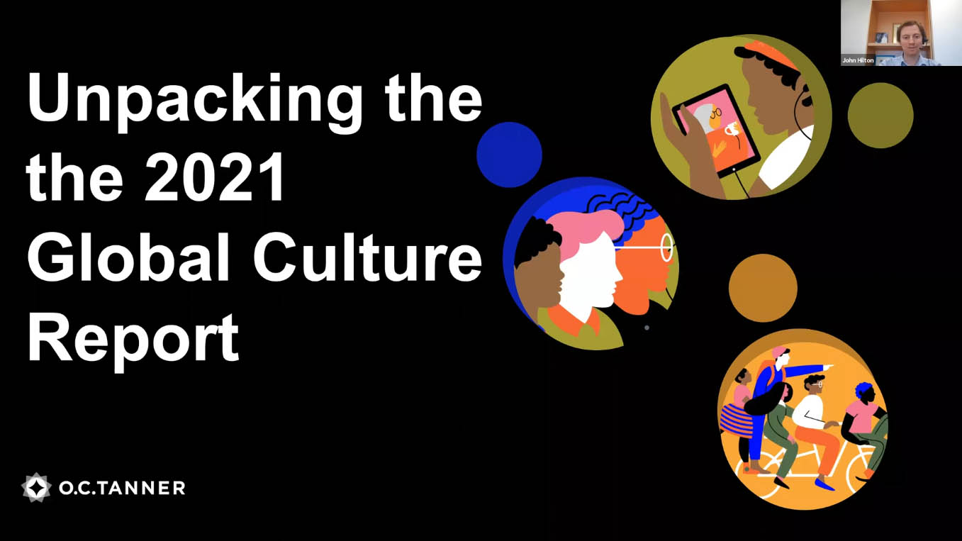 Unpacking the 2021 Global Culture Report