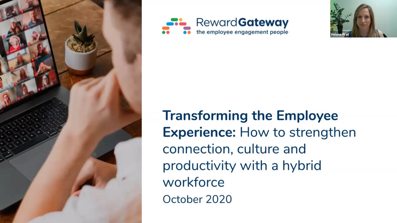 How to strengthen connection, culture and productivity with a hybrid workforce