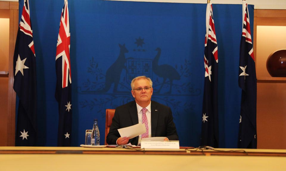 Scott Morrison flags industrial relations changes that may not please anyone
