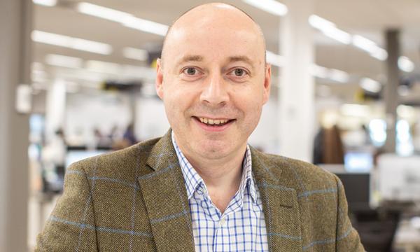 Mark Corden, Specsavers (UK)