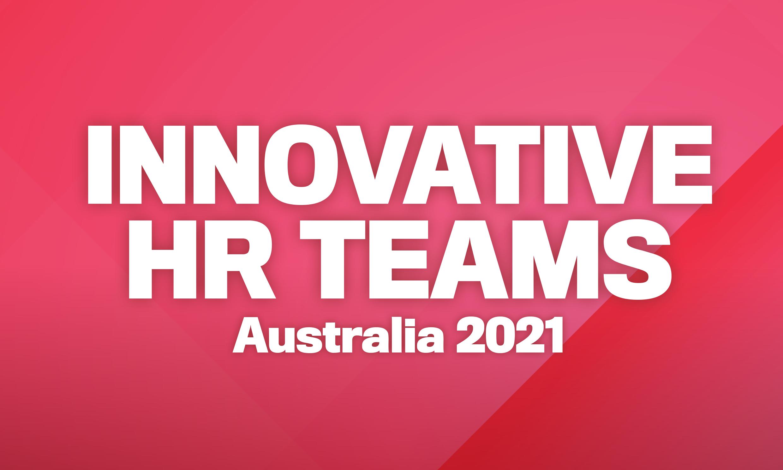 HRD Innovative HR Teams 2021
