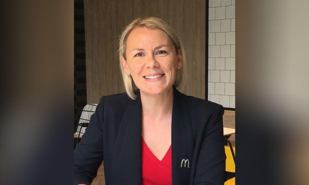 Amelie Duclos, McDonald's (CA)