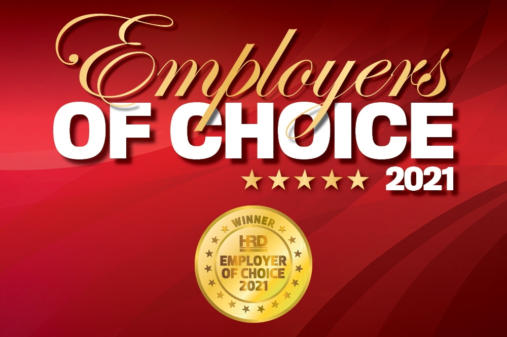HRD Employer of Choice 2021