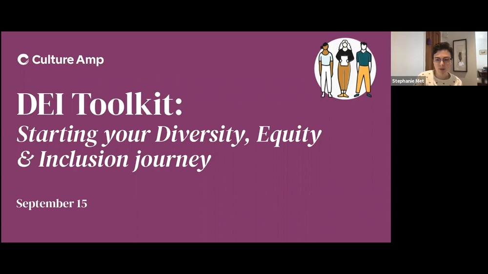 DEI Toolkit: Starting your diversity, equity and inclusion journey