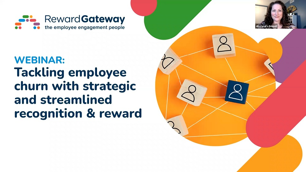 Tackling employee churn with strategic and streamlined recognition and reward