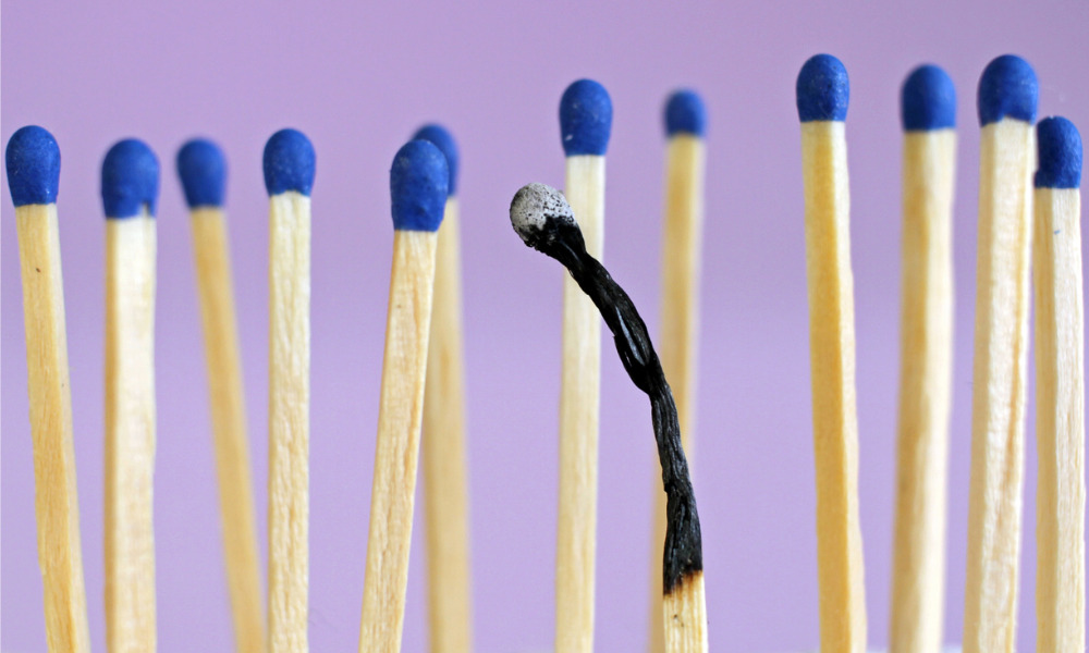 Are employees on the brink of burnout?