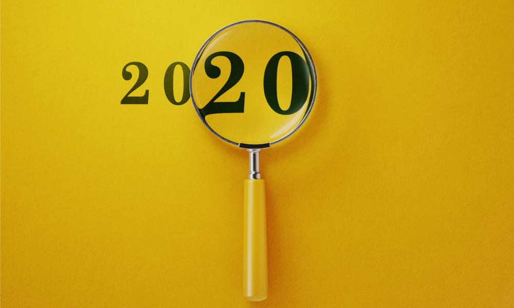 Jacinda Ardern: '2020 has been frankly terrible'