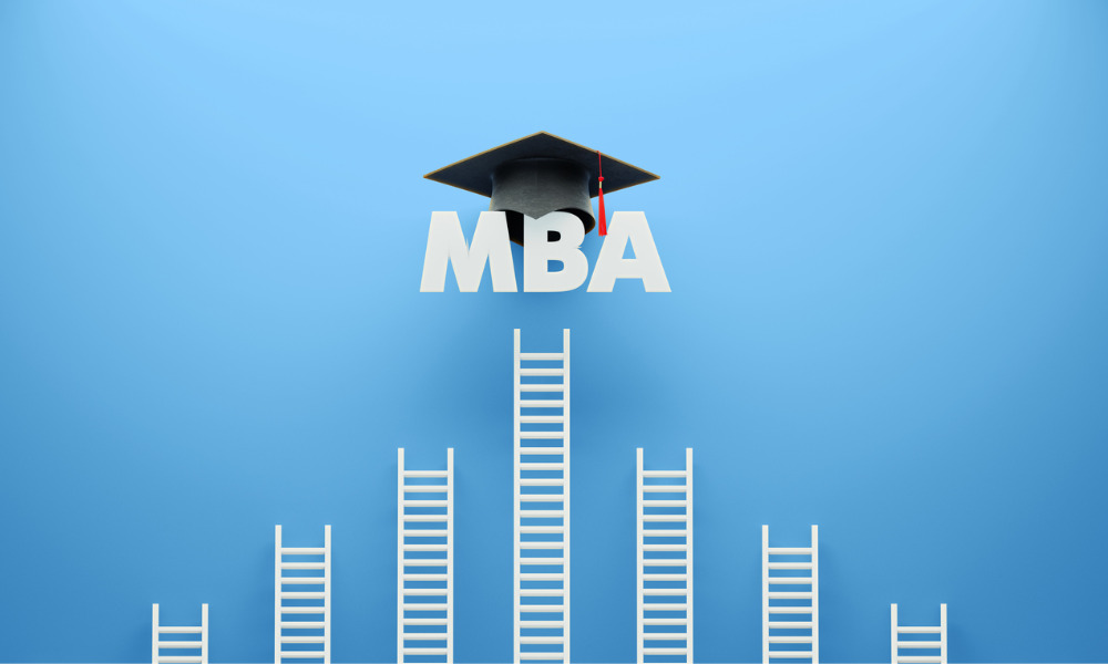 Got an MBA? Good news, bad news
