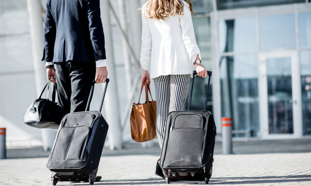 Ready to get back to business travel?