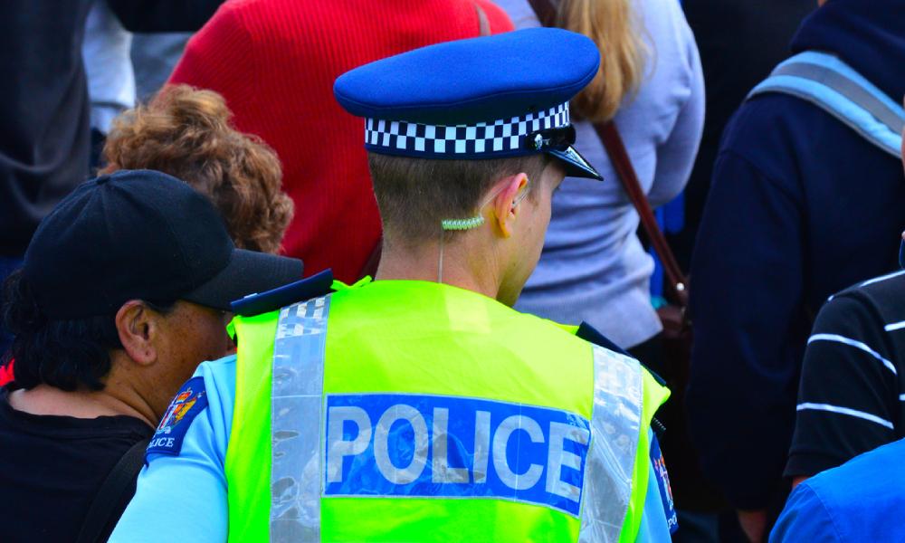 NZ police honour slain colleague with haka
