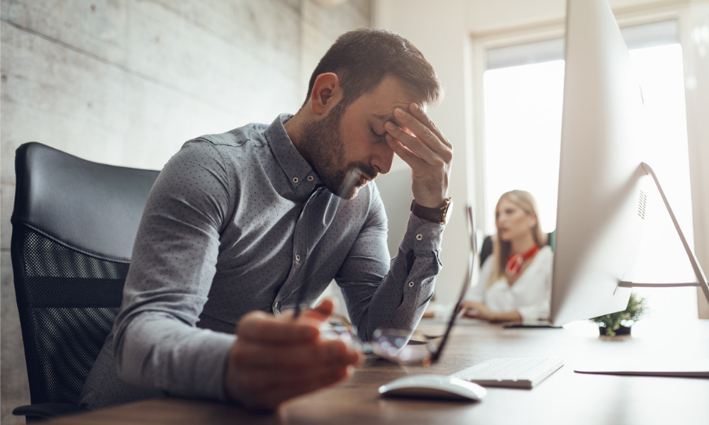 COVID-19's impact on mental health: 'Workers are feeling grief at this time'