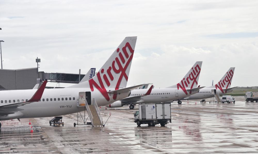Virgin Australia CEO steps down