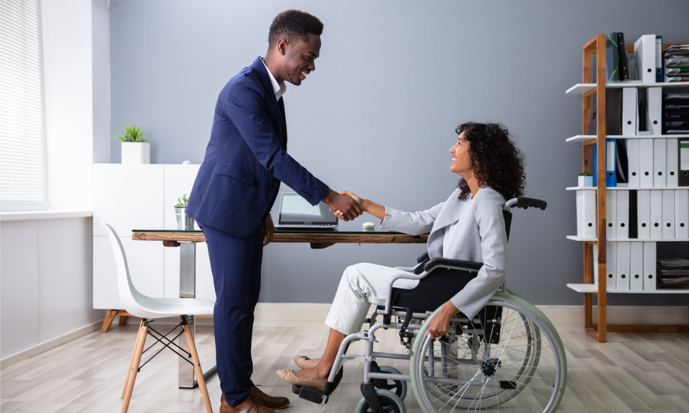 How to manage and dismiss an employee with a physical injury