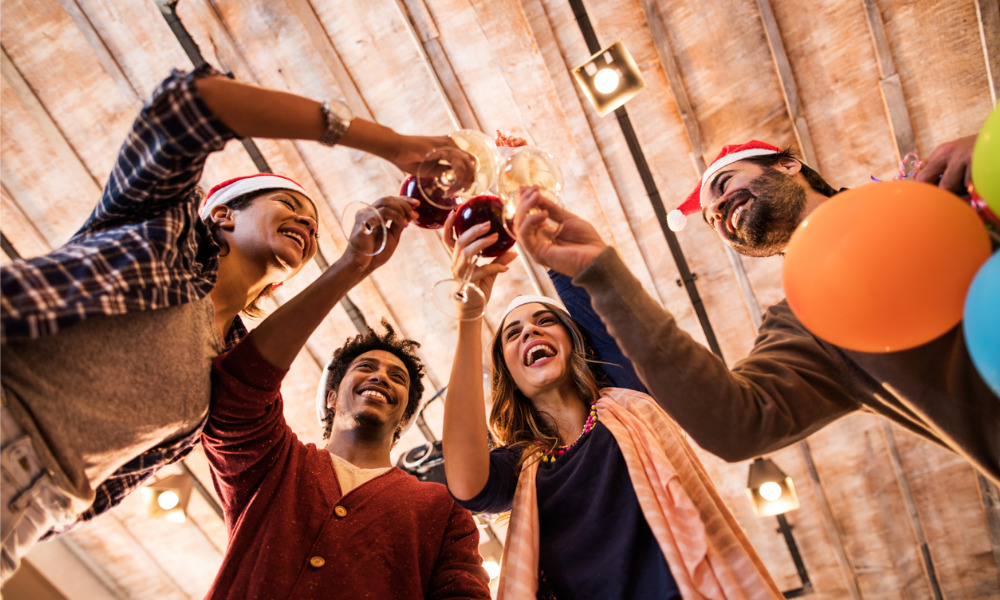 Christmas 2020: What will your office party look like?