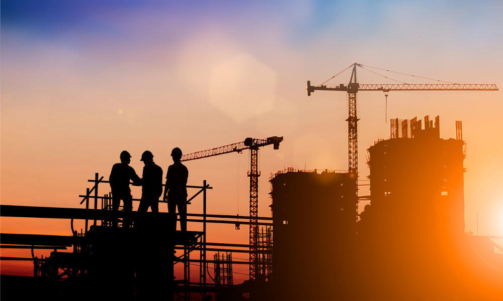 CFMEU pushing to reduce temperature threshold for construction workers
