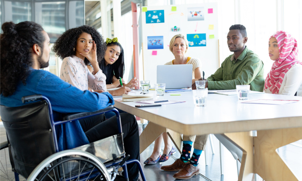 Disability in the workplace: Five areas to improve
