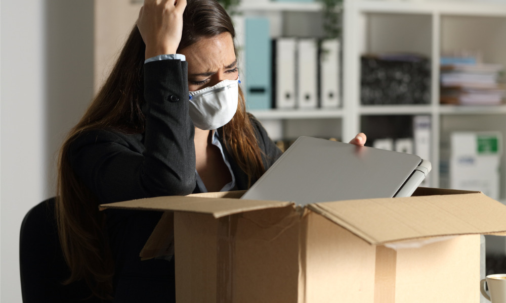 Dismissing an employee? Read the fine print
