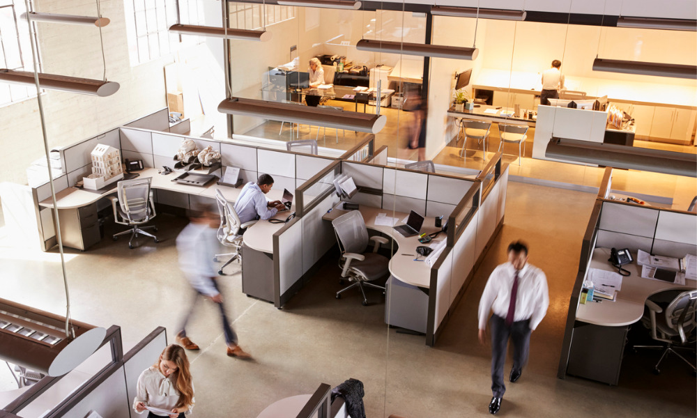 How to improve workplace culture in four steps
