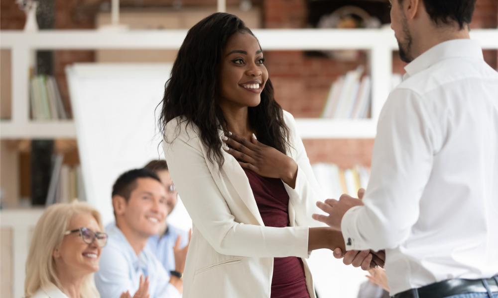 Employee stock awards can bolster company loyalty