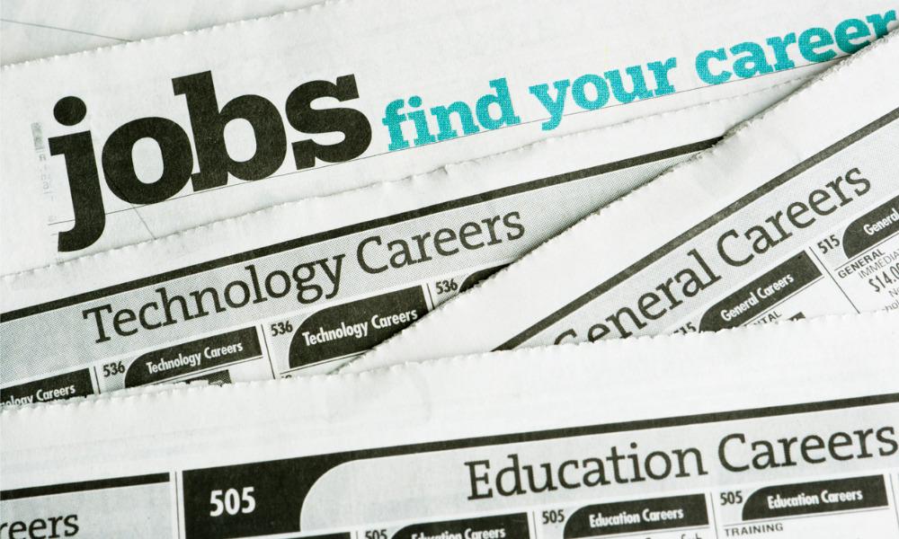 Job ads rebounding across all states