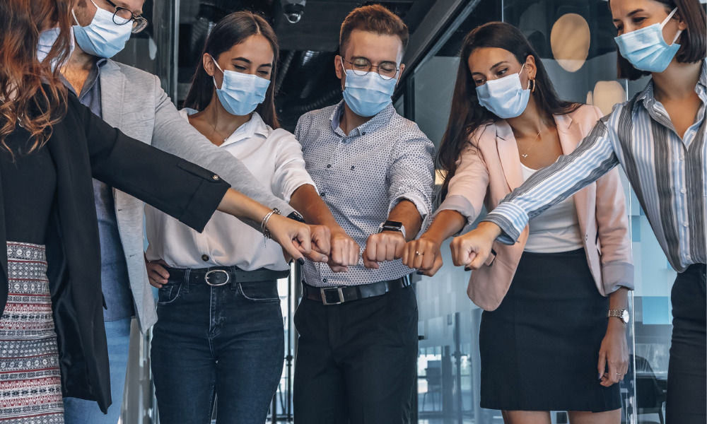 How to promote unity in the workplace
