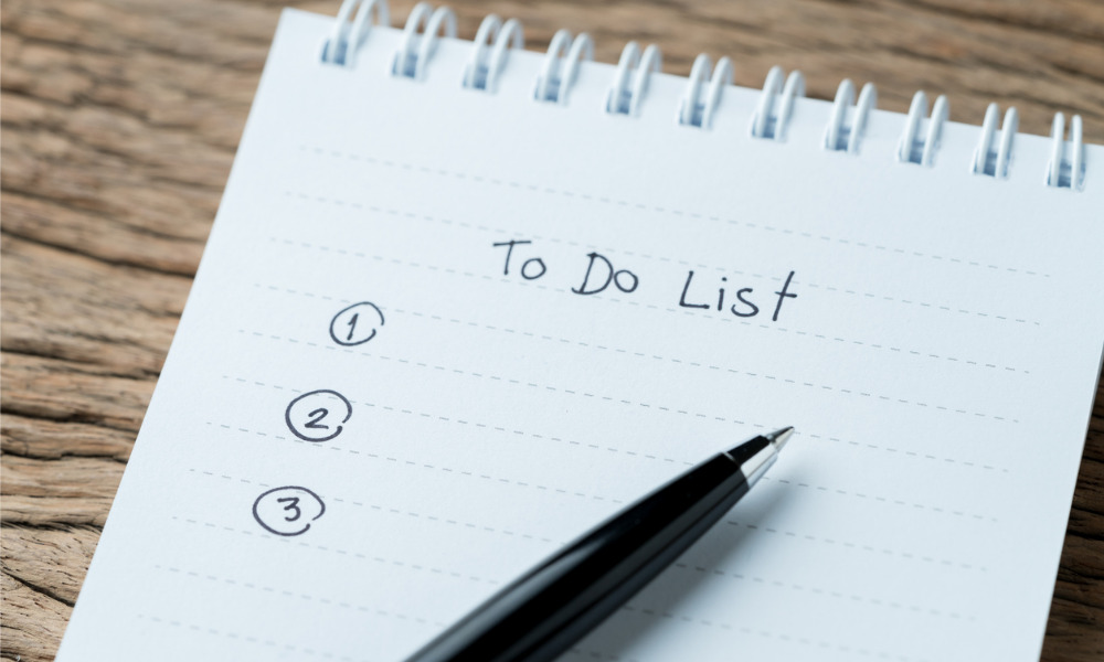 Five key things for every HR Professional's 'To Do' list in 2021