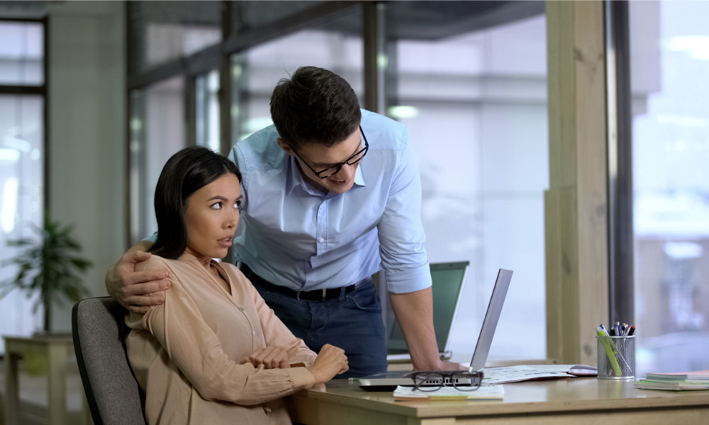 Culture the key to tackling sexual harassment in the workplace