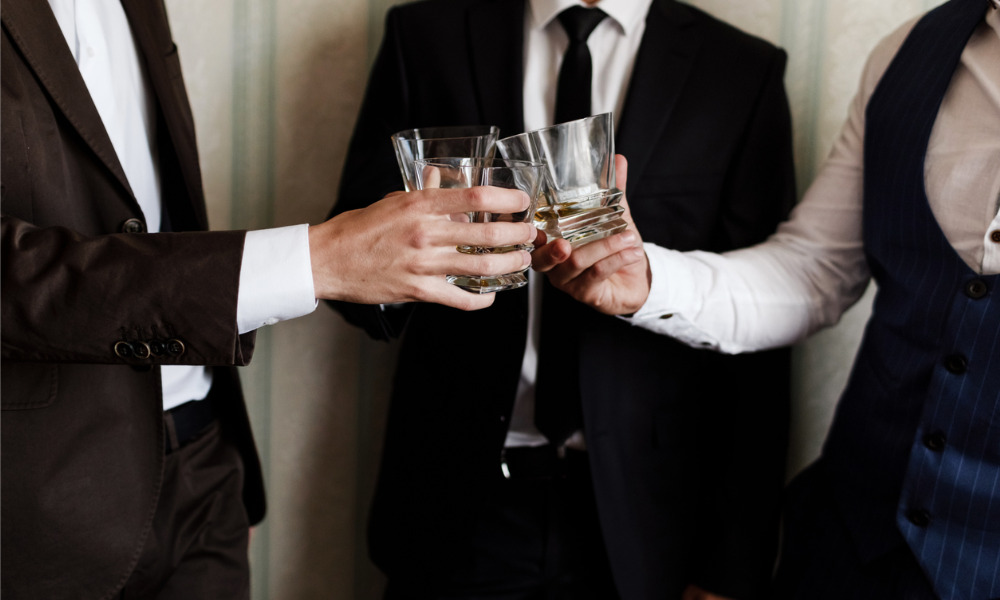 KPMG employees fired after 'unacceptable behaviour' on Melbourne 'boy's night out'