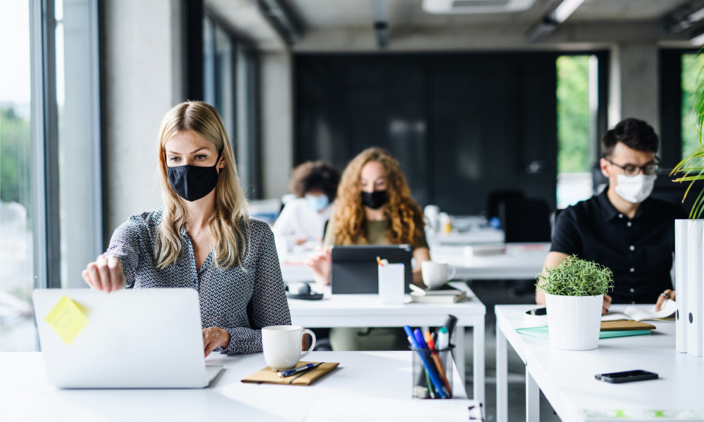 Pandemic creates 'window of opportunity' to improve mental health in the workplace