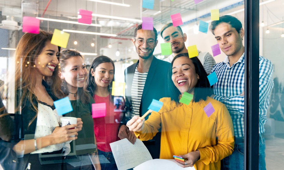 What do millennials and Gen Zs expect in their first job?
