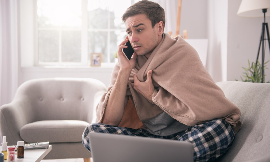 Fun Friday: 10 worst excuses for calling in sick