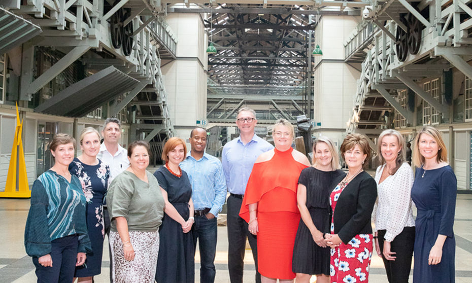 HR leaders gather for company culture roundtable