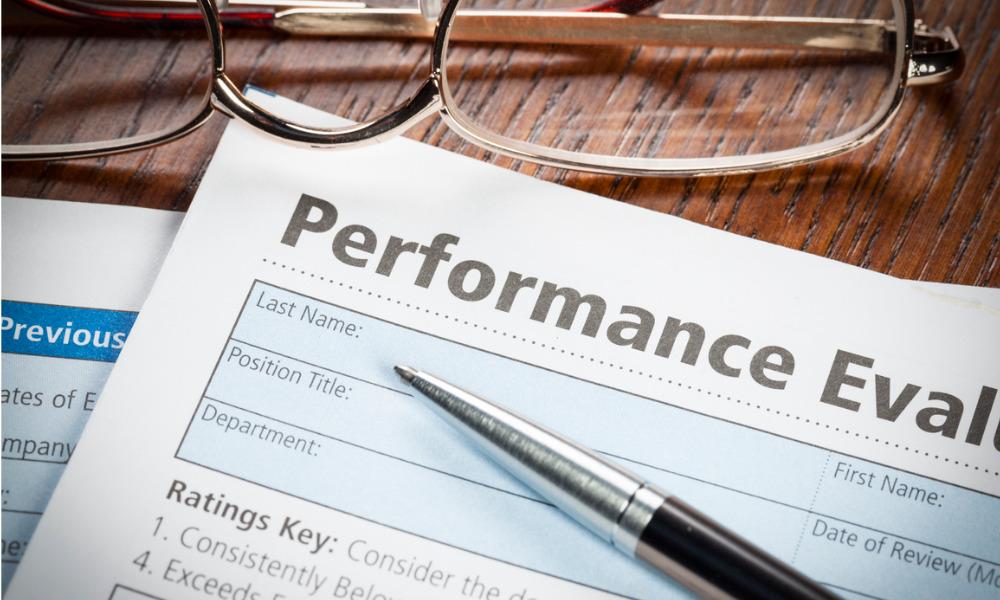 How to manage performance reviews remotely